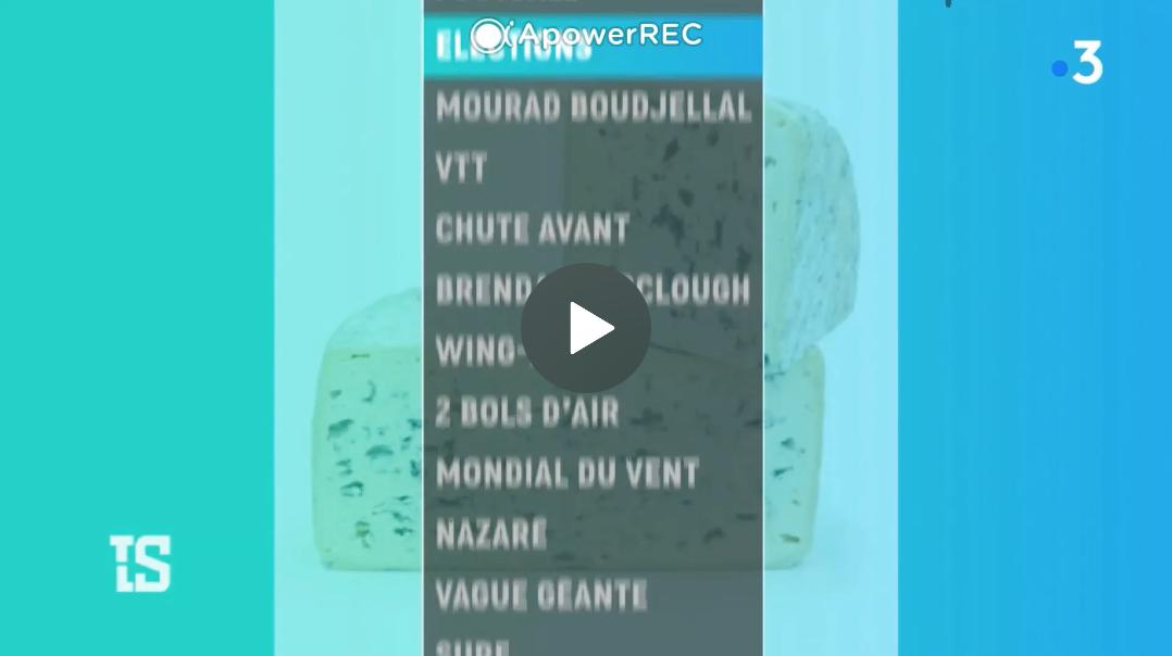 France 3 - Tout le sport - 29/04/2021