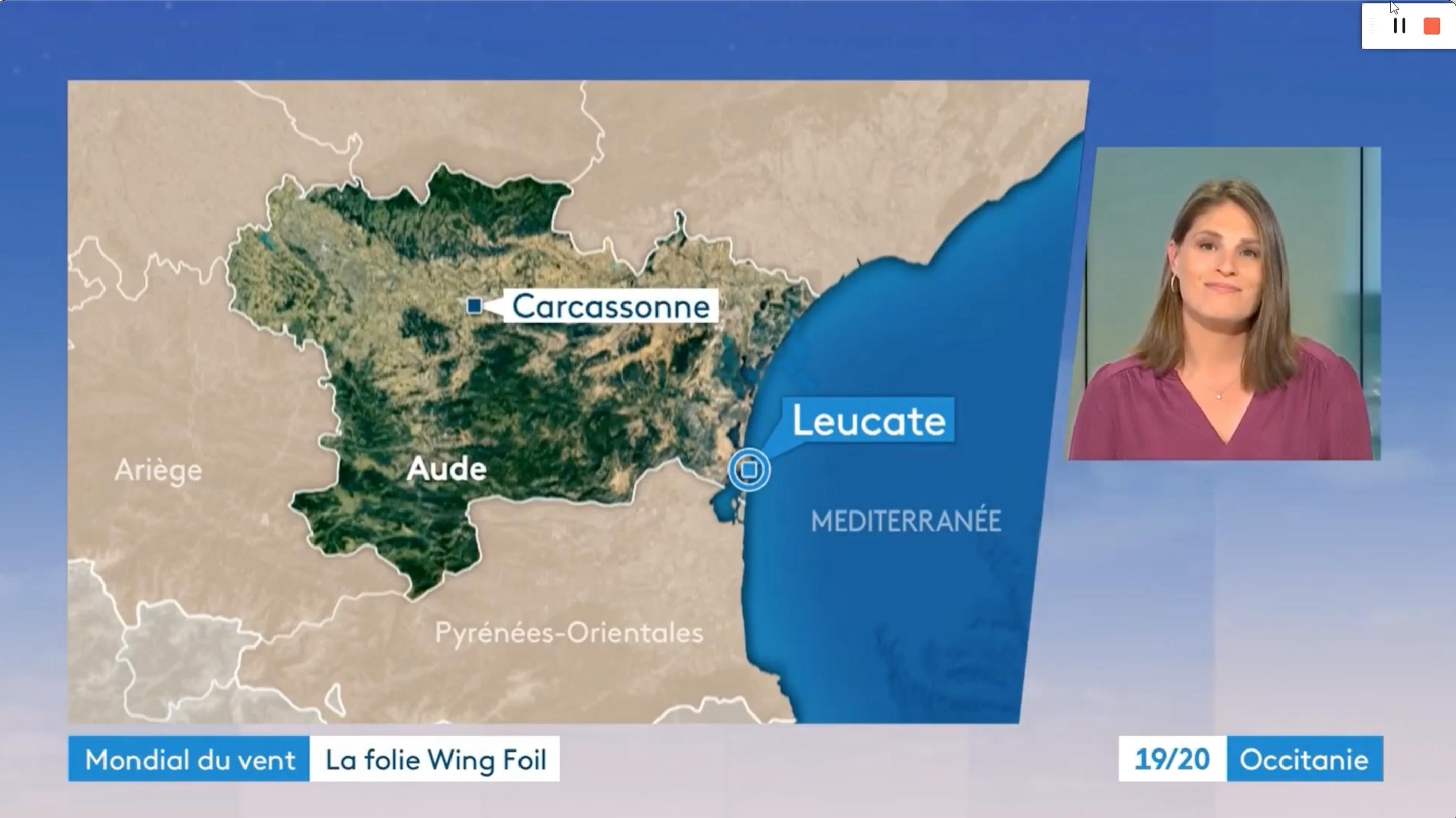 France 3 Occitanie - 19/20 - 260421